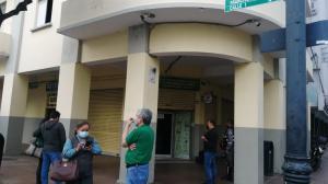 El establecimiento fue cerrado luego del alarmante acontecimiento.