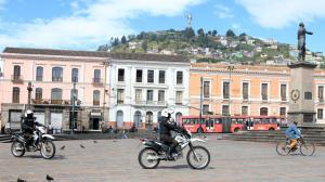 """El proyecto de la Alcaldía de la capital llamado """"Rayo de Quito"""" empezará en noviembre"""