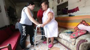paciente de desgaste de cadera