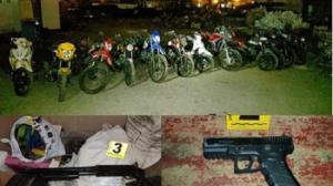 motos y armas