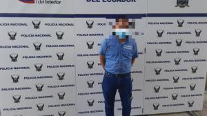 Violación - Puembo - Detenido