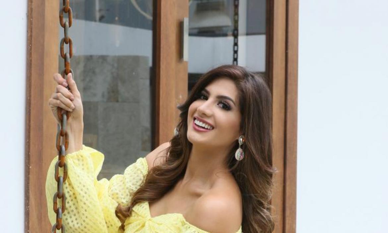En redes sociales circularon rumores acerca de la supuesta expulsión de Jocelyn Mieles del Miss Ecuador.
