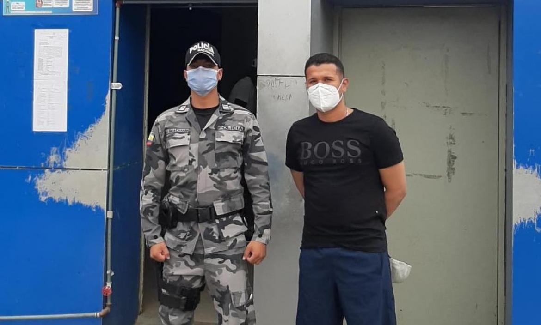 Jorge Zambrano, también conocido como JL goza del régimen prelibertario. El pasado 8 de junio se presentó en la cárcel de El Rodeo.