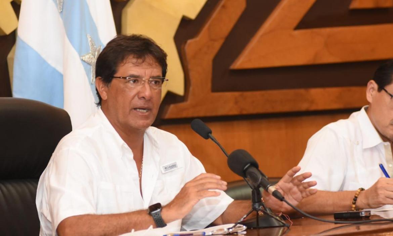 El prefecto del Guayas, Carlos Luis Morales, falleció este lunes 22 de junio.