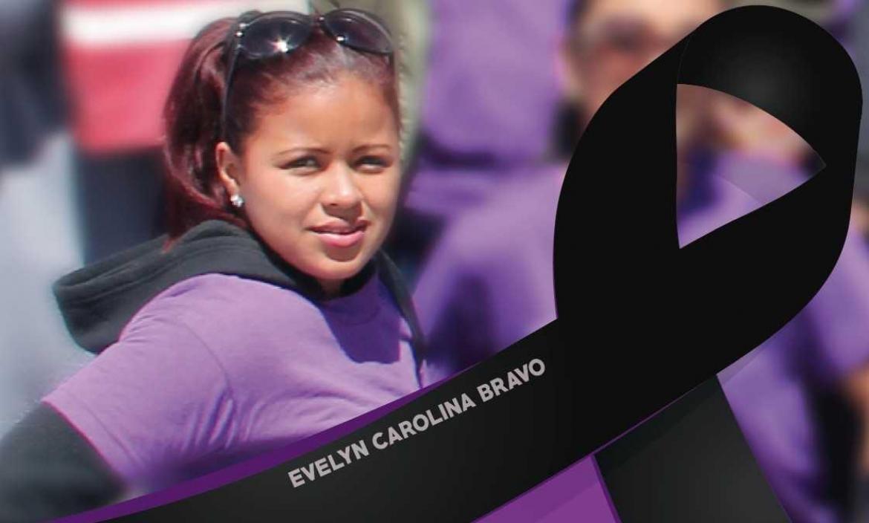 Evelyn Carolina Bravo Bodero,  tenía 25 años cuando fue asesinada.