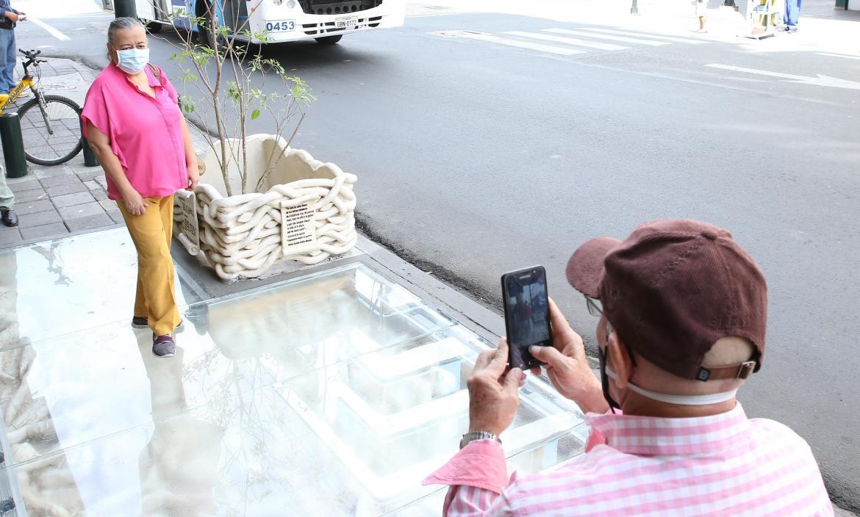 escultura calle Rumichaca 1