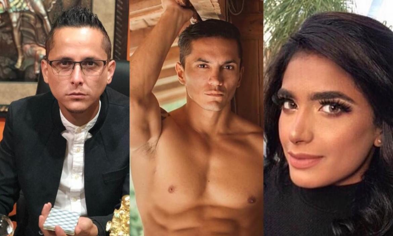 Ángel de Amor: Toño Abril y Andreína Díaz