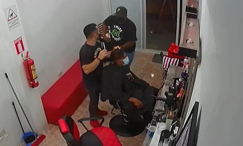 robo en peluquería 1