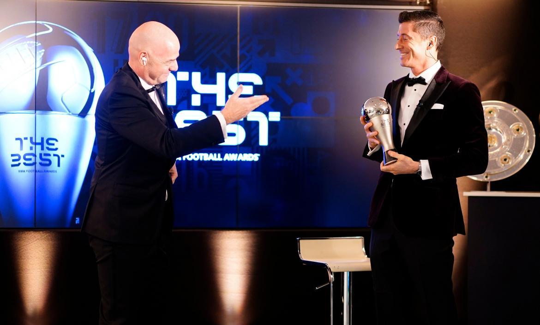 TheBest-FIFA-premio-Robert-Lewansdowski