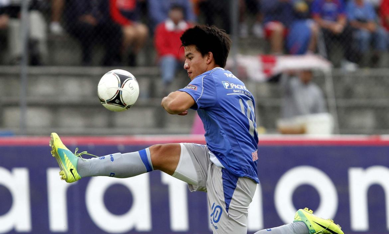 Fernando Gaibor militó la temporada pasada en Guayaquil City.
