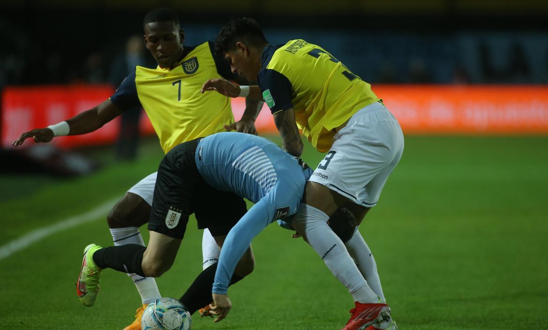 Uruguay - Ecuador (7005139)