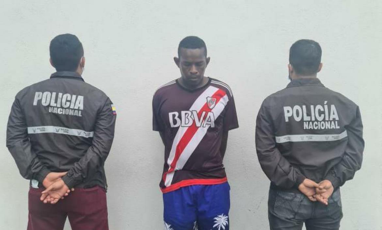 avier Édison Escobar Arroyo está implicado en un asesinato ocurrido en el sur porteño.
