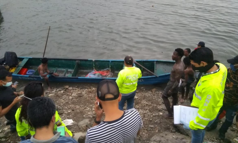 Niña muerta en el sur de Guayaquil