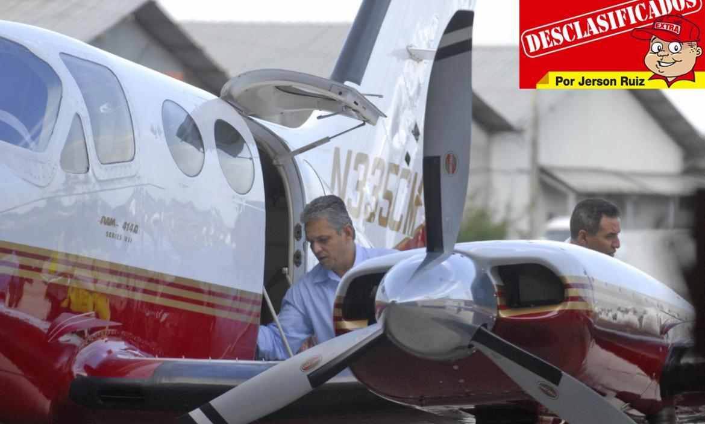 ReinaldoRueda-Ecuador-avioneta