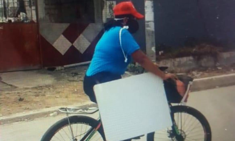 maestra bicicleta