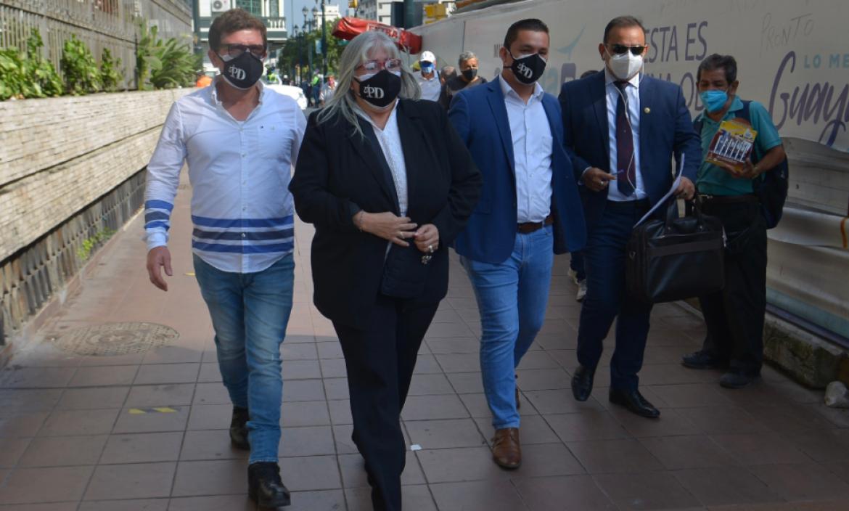 La audiencia donde se evalúa el recurso presentado por la defensa de Salcedo inició la mañana de este miércoles 17 de junio de 2020.