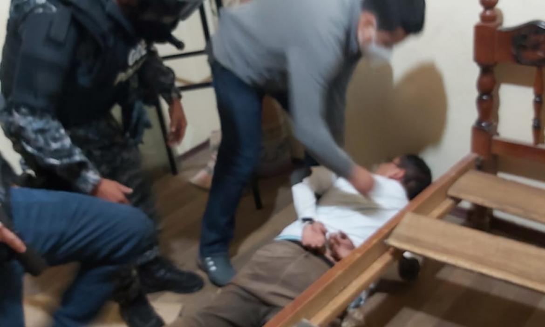detenido Ambato
