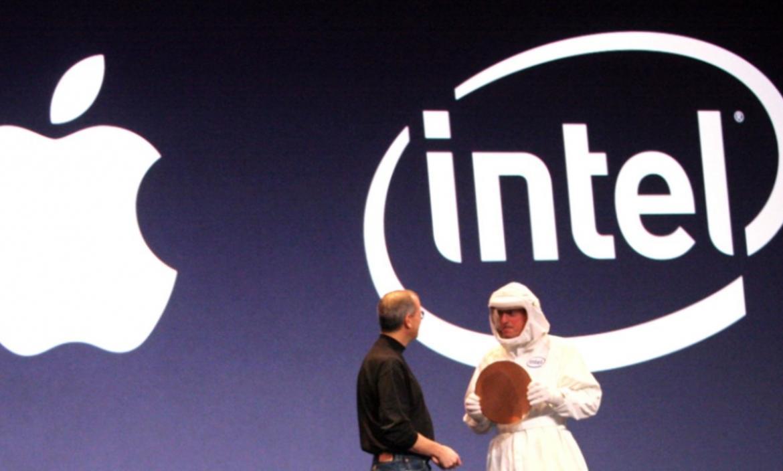 Apple abandonaría Intel tras la creación de su propio procesador.