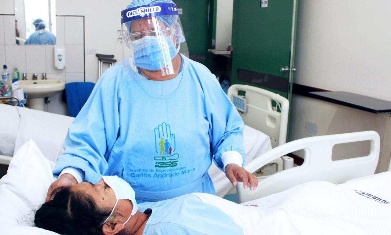 Coronavirus - Hospital - Médicos - Quito