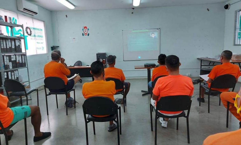 Capacitación-PPL-entrenadores-fútbol-cárcel