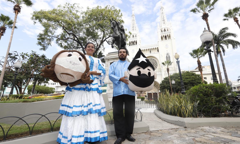 Juan y Juanita Pueblo