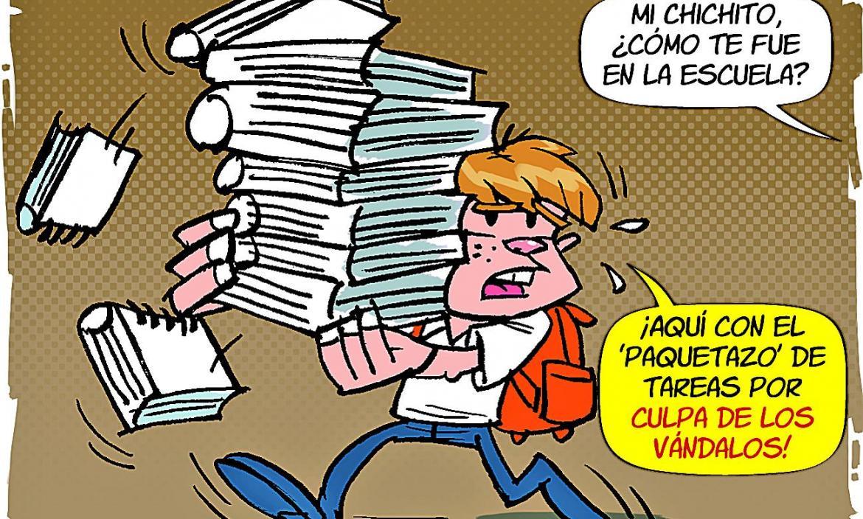 Imagen Imagen CHICHO PAQUETAZO DE TAREAS PA (28247839)