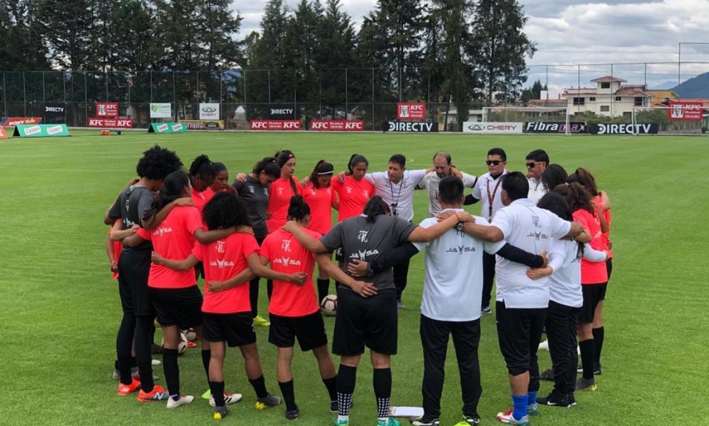 Imagen Entrenamiento Ñañas - Libertadores f (28190405)