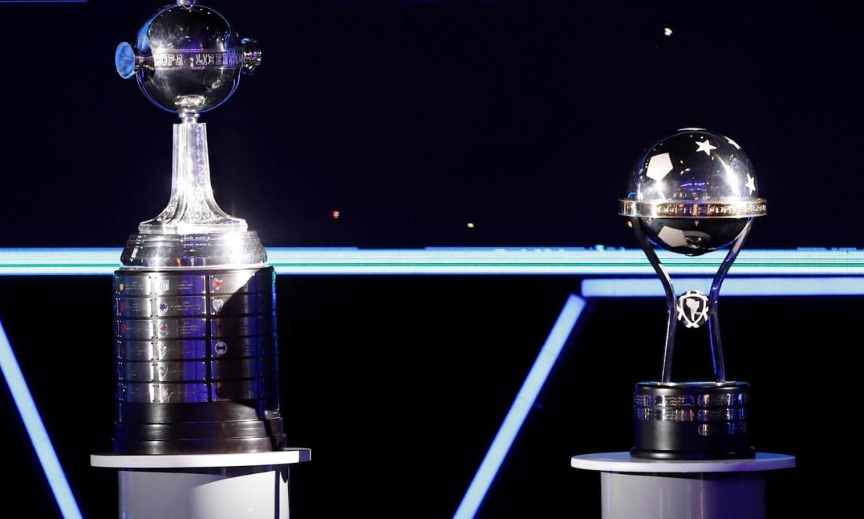 Sorteo de la Copa Libertadores y Copa Sudamericana