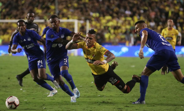 BARCELONA VS. EMELEC | CLÁSICO DEL ASTILLERO
