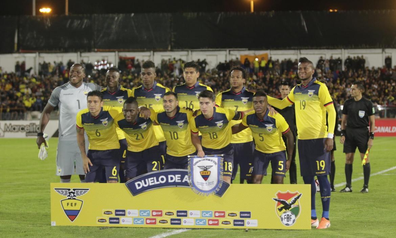 ECUADOR VS. BOLIVIA | PARTIDO AMISTOSO