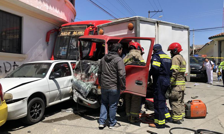Imagen CUENCA FOTO CORTESÍA DE BOMBEROS 2