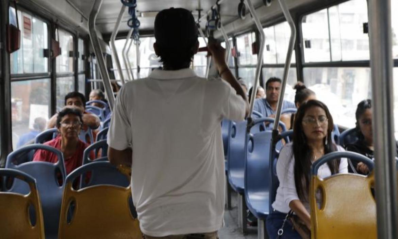 Asalto en autobús