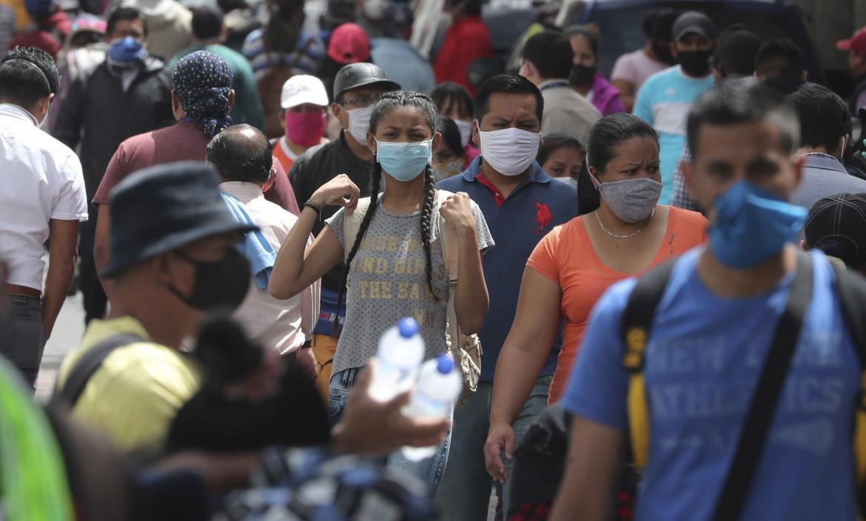 Los casos confirmados de COVID-19 en Ecuador siguen en aumento.