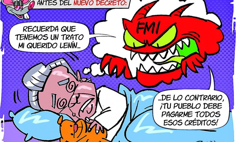 Imagen Imagen PULPERO PESADILLA LENÍN 22-10 (28262323)