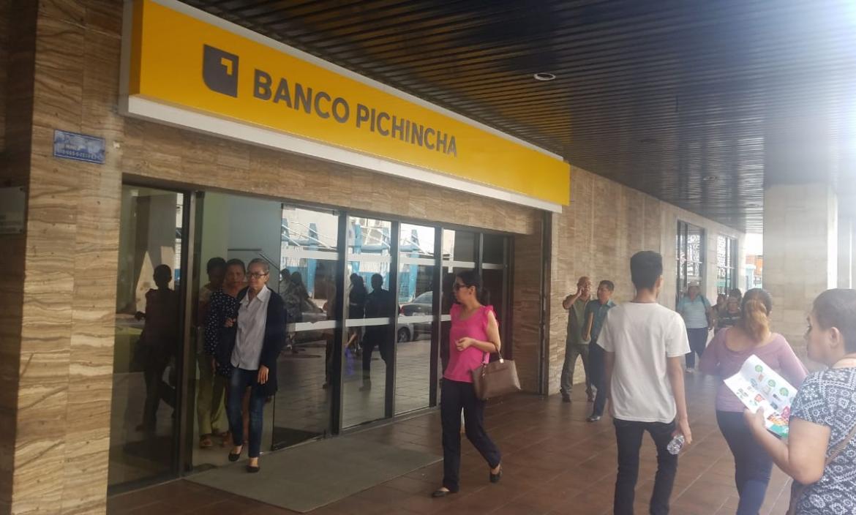 AGENCIA DEL BANCO DE PICHINCHA