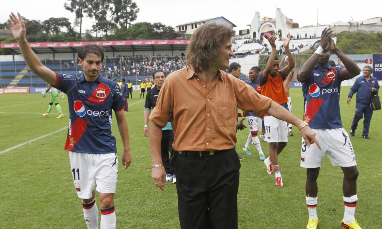Deportivo Quito vs Liga de Loja