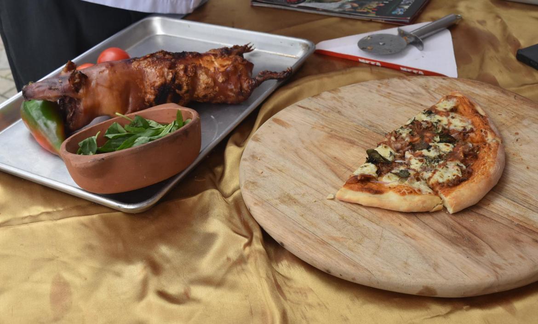 Imagen Imagen 5 La pizza de cuy es un plato (28540979)
