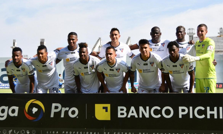 Final del campeonato de fútbol ecuatoriano