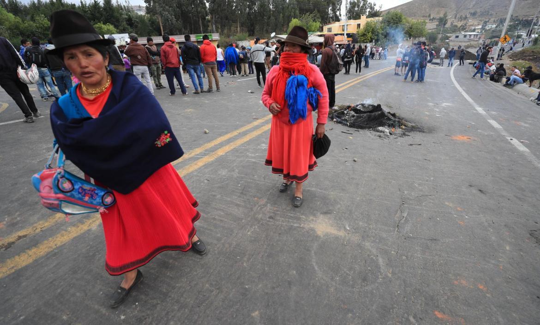 Ecuador vive su segundo día bajo estado de excepción