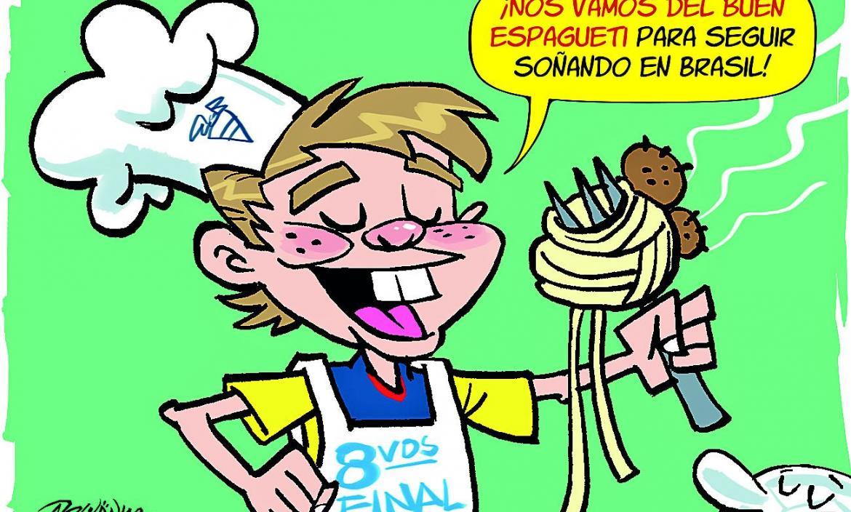 Imagen Imagen CHICHO TRICHICOS POR UN ESPAG (28344921)