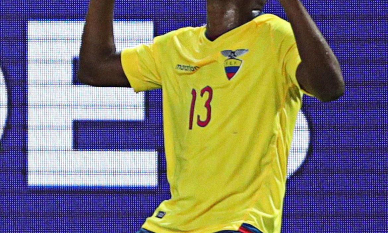 ECUADOR VS PERÚ PARTIDO AMISTOSO