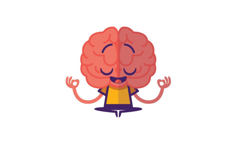 Imagen cerebro paz