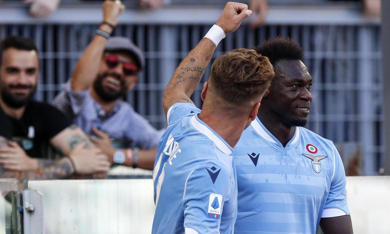 SS Lazio vs CFC Genoa