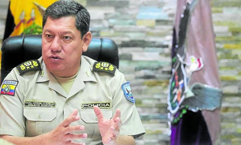 entrevista Gral. Ramiro Ortega