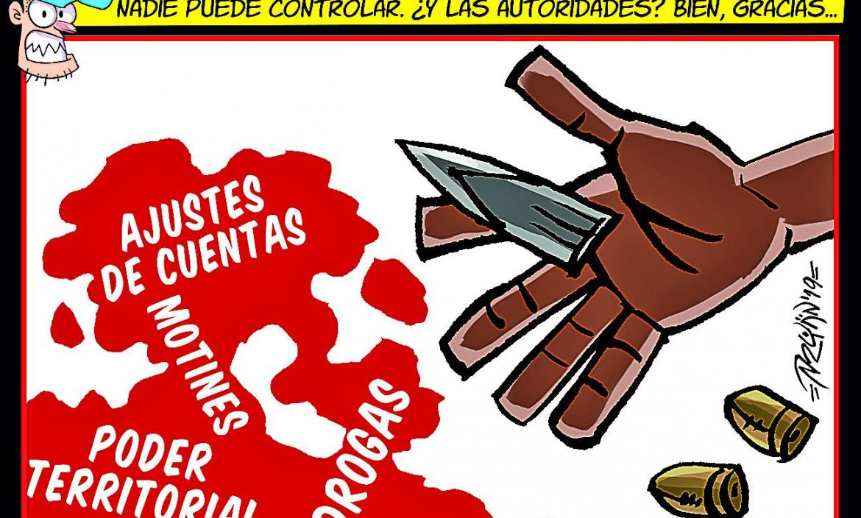 Imagen BOLLO NO PARA DE CORRER SANGRE EN LA (28509322)