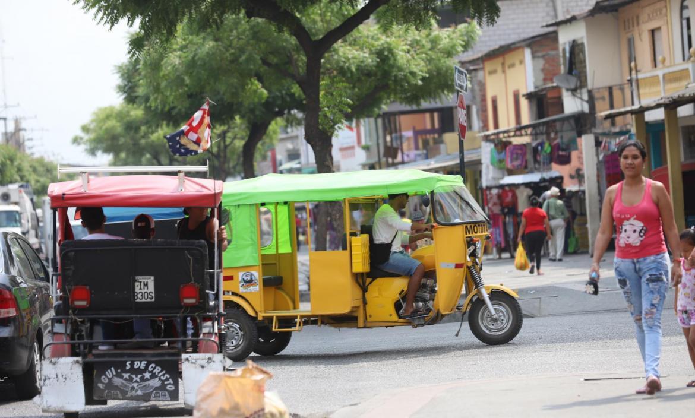 OPERATIVO DE LA ATM EN CONTRA DE LA TRICIMOTOS ILEGALES EN GUAYAQUIL