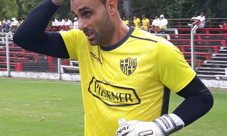 DAMIAN FRASCARELLI ARQUERO DE BARCELONA