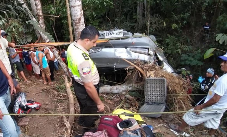 Imagen accidente manabi