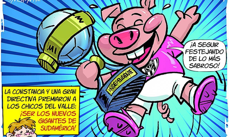 Imagen Imagen CHICHO JÓVENES CAMPEONES DEL (28376703)