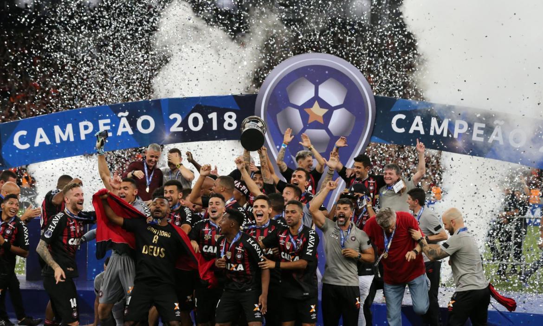 Soccer Football - Copa Sudamericana Final Second Leg - Atletico Paranaense v Junior
